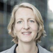 Das Bild zeigt Simone Jost-Westendorf, Landesanstalt für Medien NRW