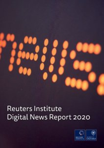 Reuters Institute Digital News Report 2020