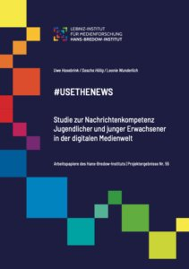 Cover #UseTheNews-Studie 2021